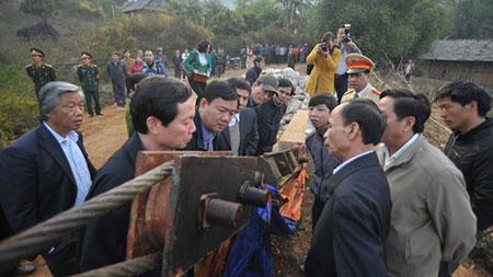 Vì sao bí thư Lai Châu im lặng trước vụ sập cầu Chu Va?