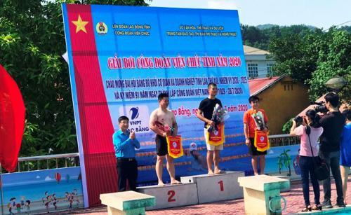 Hiệu quả từ phong trào rèn luyện thể dục, thể thao của các cấp CĐVC tỉnh Cao Bằng.
