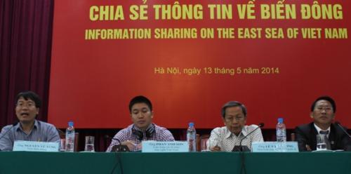 """""""Cái yếu nhất của Trung Quốc là không có đạo lý và pháp lý"""""""