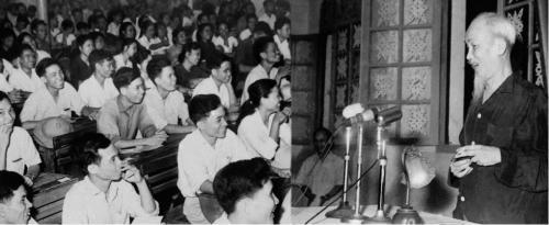 Lý luận Hồ Chí Minh về mô hình quản lý nhà nước dân chủ