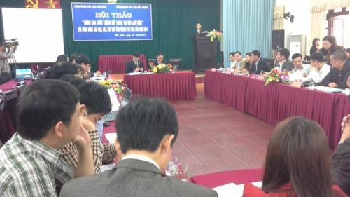 CĐ các KCN 13 tỉnh phía bắc Nhiều kinh nghiệm về tổ chức đối thoại tại doanh nghiệp