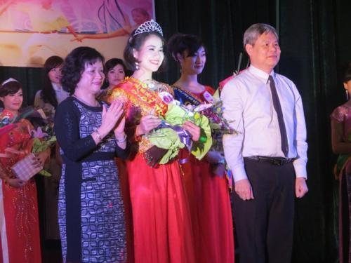 Hội thi Phụ nữ Dệt-May tài năng - duyên dáng khu vực phía bắc năm 2014 - Nữ lao động ngành dệt-may thăng hoa