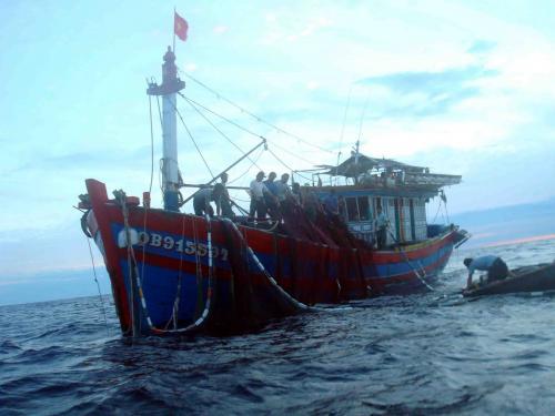 Tổng LĐLĐVN Thúc đẩy thành lập doanh nghiệp hỗ trợ ngư dân