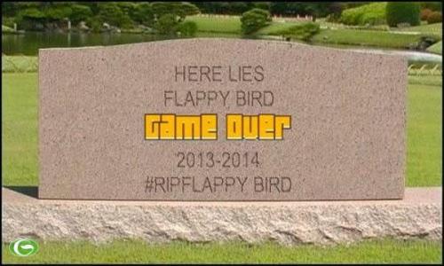 Từ cơn sốt Flappy Bird đến Flabby Bird!