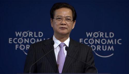 Bài phát biểu của Thủ tướng tại Diễn đàn kinh tế Thế giới Đông Á