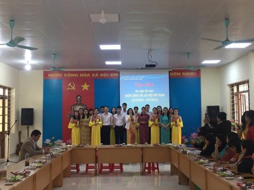Công đoàn cơ sở Trung tâm Bảo trợ xã hội tỉnh Cao Bằng