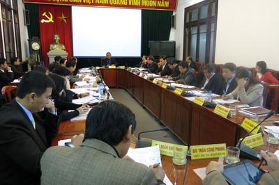 Hội nghị lần thứ ba Đoàn Chủ tịch Tổng Liên đoàn LĐVN (khóa XI) hoàn thành các nội dung đề ra