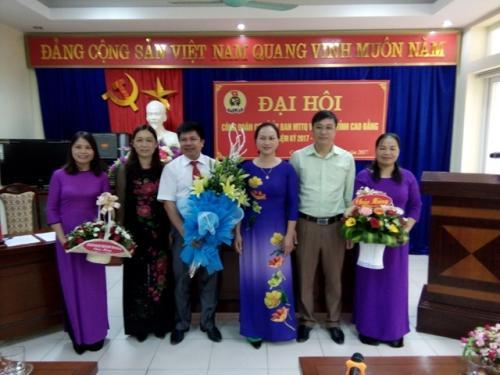 Đại hội Công đoàn cơ sở Ủy ban Mặt trận Tổ quốc tỉnh