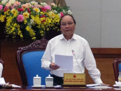 """Phó Thủ tướng Nguyễn Xuân Phúc """"Cán bộ phải biết… 4 xin"""""""