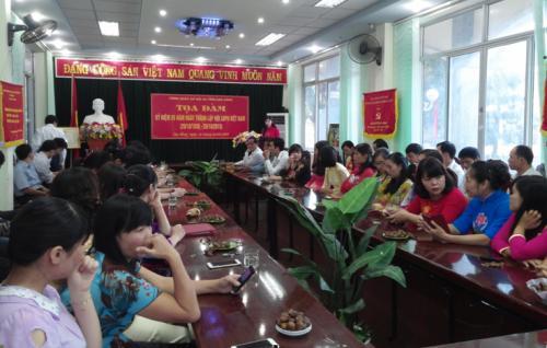 Công đoàn Sở Nội vụ tỉnh Cao Bằng tổ chức tọa đàm 20/10