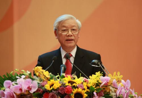 Tổng Bí thư Nguyễn Phú Trọng Công đoàn phải hoạt động thực chất, chăm lo chỗ ở cho công nhân