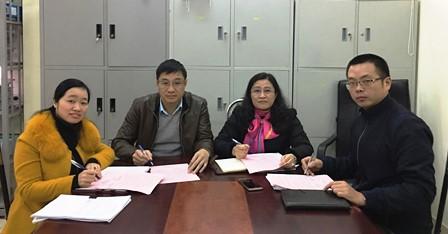 Khối thi đua số IV - LĐLĐ tỉnh tổ chức tổng kết năm 2017, triển khai nhiệm vụ năm 2018