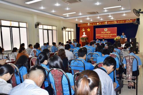 Đại hội CĐCS Sở Tài nguyên và Môi trường Cao Bằng lần thứ I nhiệm kỳ 2019 - 2044