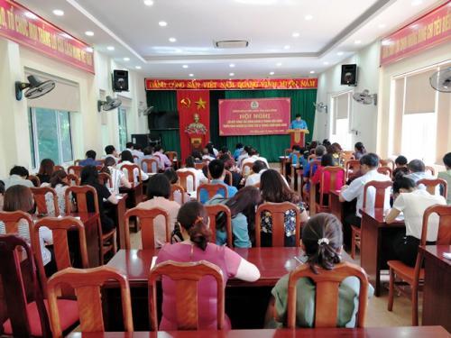 CĐVC tỉnh Cao Bằng tổ chức Hội nghị sơ kết công tác công đoàn 6 tháng đầu năm, triển khai nhiệm vụ 6 tháng cuối năm 2020
