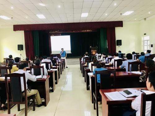 CĐVC tỉnh tổ chức hội nghị tập huấn nghiệp vụ công tác công đoàn năm 2021