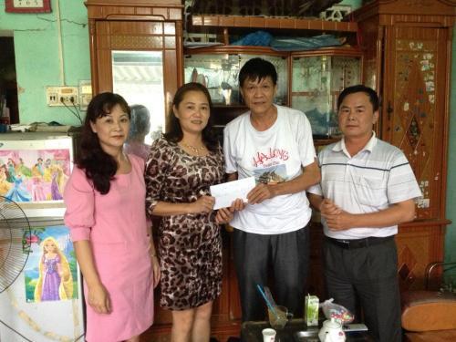Công đoàn Viên chức tỉnh Cao Bằng trao tặng mái ấm Công đoàn
