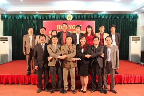 Hội nghị Giao ban công tác Công đoàn 6 tỉnh miền núi phía Bắc lần thứ VI
