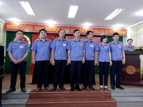 Công đoàn cơ sở Viện Kiểm sát nhân dân tỉnh Cao Bằng tổ chức Đại hội lần thứ XVI, nhiệm kỳ 2017 - 2022