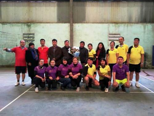 CĐCS Sở Ngoại vụ tỉnh Cao Bằng tổ chức giao lưu thể thao chào mừng kỷ niệm 90 năm ngày thành lập Đảng Cộng sản Việt Nam