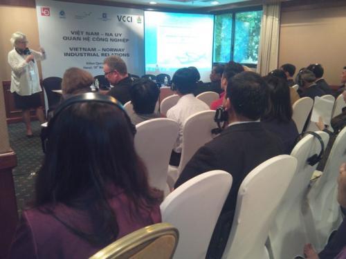 Hội thảo về sự phối hợp ba bên trong quan hệ lao động