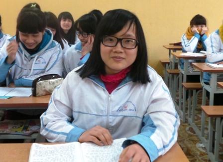 Cảm phục cô học trò làng trẻ SOS đạt giải Nhì quốc gia môn Sử