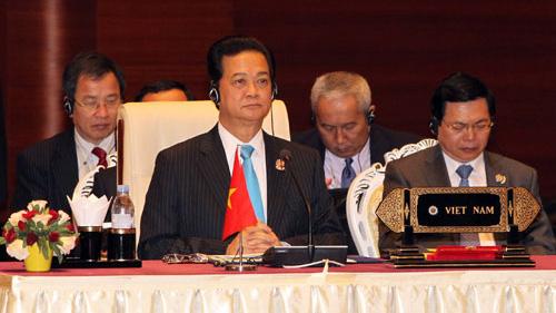 Toàn văn phát biểu của Thủ tướng tại Hội nghị Cấp cao ASEAN 24