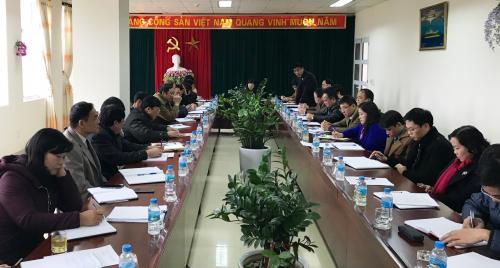 LĐLĐ tỉnh tổ chức Hội nghị BCH mở rộng