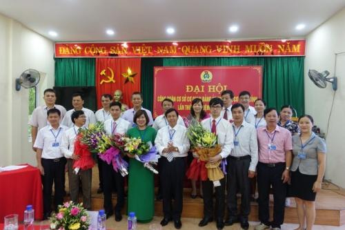 Ngày 28/6/2017, Công đoàn cơ sở Đảng ủy Khối các Cơ quan tỉnh Cao Bằng tổ chức Đại hội Công đoàn lần thứ XVI nhiệm kỳ 2017 - 2022