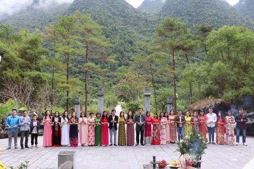 CĐCS Tỉnh Đoàn tổ chức chuỗi các hoạt động kỷ niệm 90 năm Ngày thành lập Hội LHPN Việt Nam (20/10/1930 – 20/10/2020)