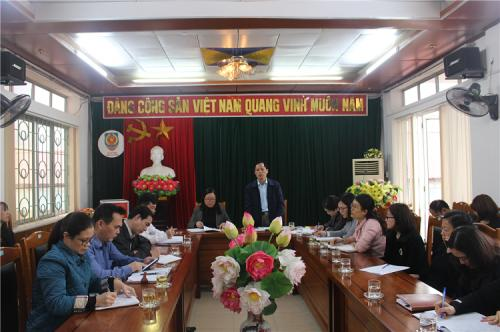 CĐCS Sở Tư pháp tỉnh Cao Bằng