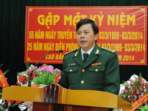 Các Đồn Biên phòng gặp mặt, tọa đàm kỷ niệm 55 năm Ngày Truyền thống BĐBP