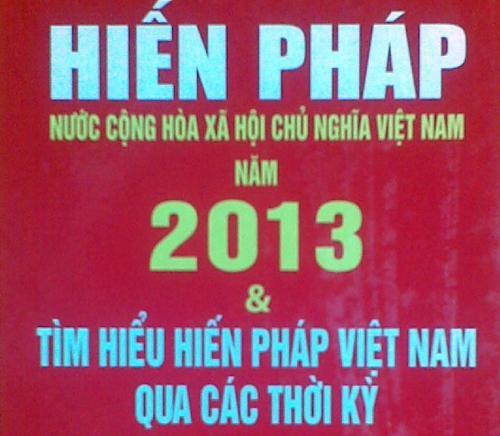 Công đoàn Viên chức Việt Nam Triển khai phổ biến Hiến pháp 2013