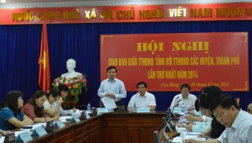 Nâng cao chất lượng giải quyết ý kiến kiến nghị của cử tri, của đại biểu HĐND các cấp